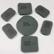 Pads Set (7 Pads) for MSA  ACH MICH Kevlar Ballistic Helmet OR Single Pads Available Choose Option THUMBNAIL