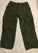 Genuine Vietnam Era 1974 US Army M65 Field Pants