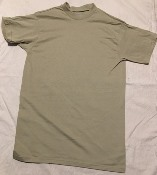 Army Issue Moisture Wicking T Shirts NEW Sand THUMBNAIL