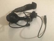 Thales Revision G Maritime Headset MBITR PRC-148 Waterproof Built-In PTT 1600503-5 THUMBNAIL