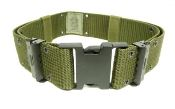 USGI LC2 Nylon Pistol Belt OD Green