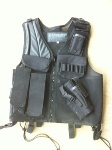 BlackHawk Omega Elite Vest Cross Draw/ Pistol Mag