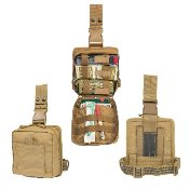 NAR CCRK Individual Combat Casulaty Response Kit with supplies