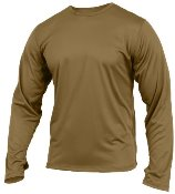 ECWCS Gen III Level 1 Silk Weight COYOTE BROWN