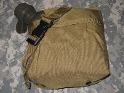 Paraclete 2 Quart Canteen Machine Gunner SAW DRUM Pouch