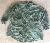 Vintage USGI M-1965 Fishtail Parka Used Large 1974