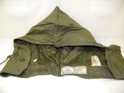 WWII US Army Hood for the M-1943 Field Jacket THUMBNAIL