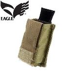 Eagle Industries M9 9MM 15 Rd KYDEX Insert Magazine Pouch Khaki THUMBNAIL