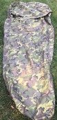 Extra-Large - Extra-Light Weight Gore-tex Bivy Woodland Camouflage_THUMBNAIL