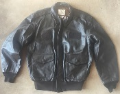USAF A2 Leather Flight Jacket THUMBNAIL