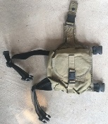 Paraclete Drop Leg General Purpose Dump Pouch
