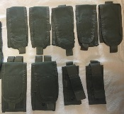Paraclete Lot of NINE New Ammo Pouches