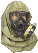 USGI M40 Series Military Gas Mask Hood THUMBNAIL