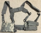 Protech Tactical Tanker Harness