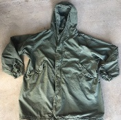 Genuine Issue M1951 Fishtail Parkas Size Extra-Large_THUMBNAIL