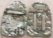 Multicam KDH Side Plate Pockets