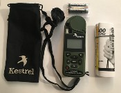 Kestrel 4500NV Bluetooth Pocket Weather Tracker NEW IN THE BOX THUMBNAIL