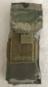 Eagle Industries MULTICAM AK/M4 Single Mag Pouch Holds 2