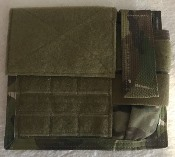Eagle Industries MULTICAM Admin Pouch with Light and MOLLE FACE