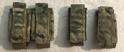 Eagle Industries MULTICAM Set of THREE 40MM Grenade Pouches  5CCA