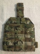 Eagle Industries MULTICAM Single Point Leg Panel w Hip Extender 5CCA