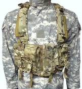 Eagle Industries MULTICAM Split Front Multi- Purpose Chest Rig V.2