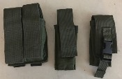 Tactical Tailor Set of 3 Pistol Mag Pouches