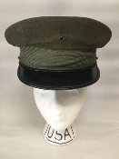 US Marine Corp Officer Alpha Dress Cap