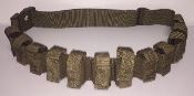 Tactical Tailor 40MM Belt 12 Round Coyote Brown