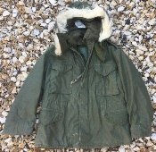 M65 Field Jacket BDU Woodland Camouflage_THUMBNAIL