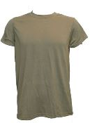 Military Issue Brown 499 Moisture Wicking T shirts THUMBNAIL