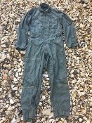 1962 Vintage K-2B Flight Coverall THUMBNAIL