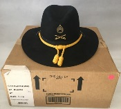 Stetson Warrant Officer Cavalry 5X Fur Felt Hat
