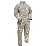 JP-8 Fuel Handler's Protective Coverall ACU Digital