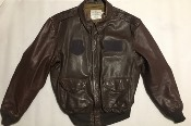 USAF A2 Leather Flight Jacket Cooper Sportswear MFG CO., Inc.
