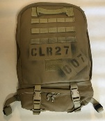 Tacops M9 Field Ready Assault Medical Backpack Kit Coyote