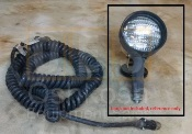 Military Extension/Connector Lampholder for M977 Series HEMTT Military Truck