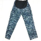 US Navy MATERNITY NWU Type I Blueberry Utility Uniforms THUMBNAIL