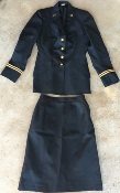 USGI Women's Officer ASU Dress Blue Set THUMBNAIL