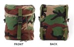 Sustainment Pouch MOLLE Tactical Ammo Pouch USGI
