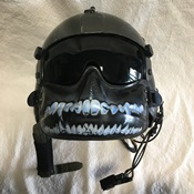Gentex HGU-56/P Aircrew Integrated Helmet with Dual Lenses_THUMBNAIL