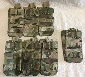 Lot of 3 Condor Mag Pouches_THUMBNAIL