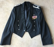 USAF Mess Dress Blue Lt. Colonel Jacket THUMBNAIL
