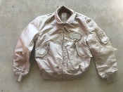 USGI USAF Nomex CWU 36/P TAN Summer Weight Flight Jacket Large THUMBNAIL