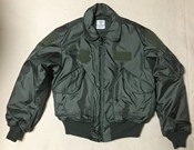 Army CWU 45/P Nomex Flight Jacket Large THUMBNAIL