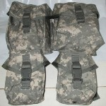 16252a3e057a USGI Saw Gunner Set ACU Digital Camo