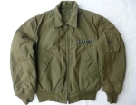 USGI Aramid CVC Flight - Tanker Jacket Cold Weather