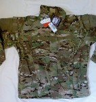Level 5 Gen III OCP MultiCam Sigma Nomex Kevlar Fire Resistant Soft Shell Cold Weather Gear THUMBNAIL