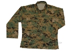 Tru-Spec Woodland Digital Combat Uniform
