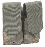 T.A.G. Molle M16 Mag 4 Pouch
